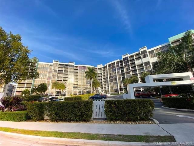 400 Leslie Dr #830, Hallandale Beach, FL 33009 (MLS #A11019493) :: Green Realty Properties