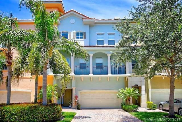 2780 S Ravella Way, Palm Beach Gardens, FL 33410 (MLS #A11019610) :: The Rose Harris Group