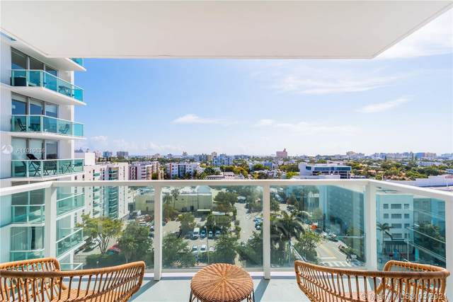 1000 West Ave #1030, Miami Beach, FL 33139 (MLS #A11019636) :: ONE | Sotheby's International Realty