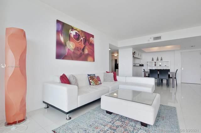 650 West Ave #2010, Miami Beach, FL 33139 (MLS #A11019653) :: The Teri Arbogast Team at Keller Williams Partners SW
