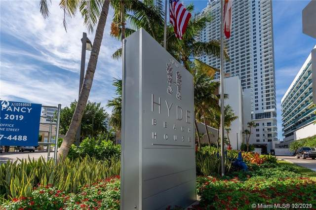 4010 S Ocean Dr R1006, Hollywood, FL 33019 (MLS #A11019655) :: The Riley Smith Group