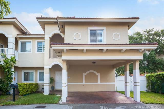 6790 SW 22nd St, Miami, FL 33155 (MLS #A11019681) :: The Rose Harris Group