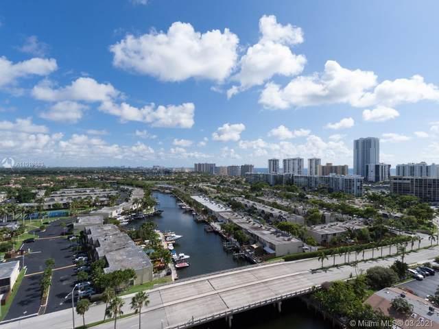 2500 Parkview Dr. #1406, Hallandale Beach, FL 33009 (MLS #A11019683) :: Castelli Real Estate Services
