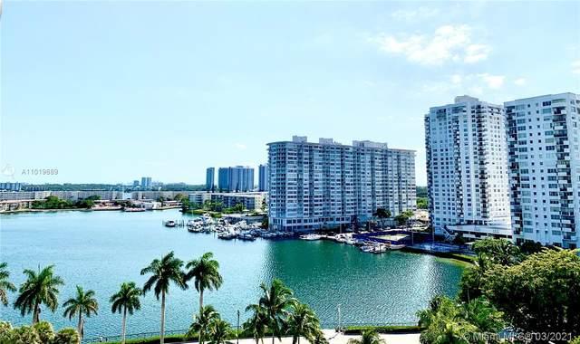 2801 NE 183rd St 1005W, Aventura, FL 33160 (MLS #A11019689) :: Castelli Real Estate Services