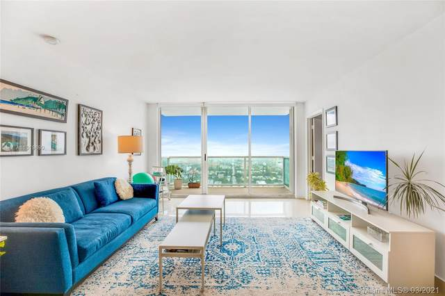 650 West Ave #2610, Miami Beach, FL 33139 (MLS #A11019690) :: The Riley Smith Group