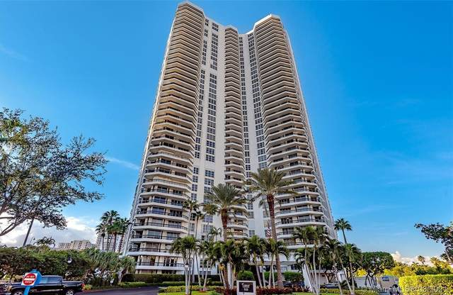 3500 Mystic Pointe Dr #3901, Aventura, FL 33180 (MLS #A11019753) :: ONE | Sotheby's International Realty