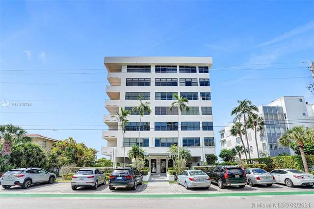 9180 W Bay Harbor Dr 2C, Bay Harbor Islands, FL 33154 (MLS #A11019796) :: ONE | Sotheby's International Realty