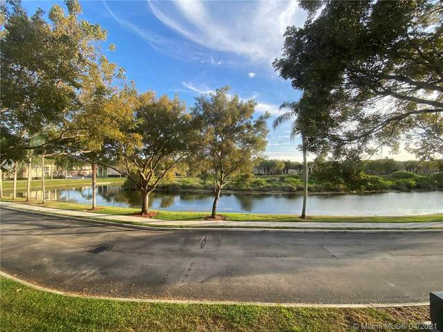 2412 Centergate Dr #201, Miramar, FL 33025 (MLS #A11019835) :: The Teri Arbogast Team at Keller Williams Partners SW