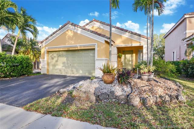 1510 Sunset Way, Weston, FL 33327 (MLS #A11019849) :: The Rose Harris Group