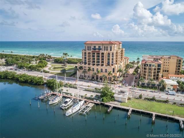 3501 N Ocean Dr 5B, Hollywood, FL 33019 (MLS #A11019877) :: Castelli Real Estate Services