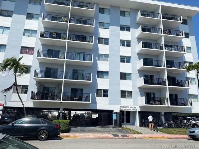 1000 Michigan Ave #301, Miami Beach, FL 33139 (MLS #A11019887) :: GK Realty Group LLC