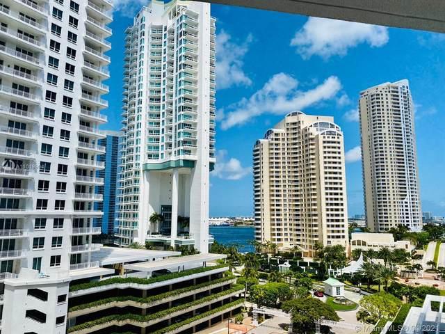 701 Brickell Key Blvd #1006, Miami, FL 33131 (MLS #A11019904) :: Compass FL LLC