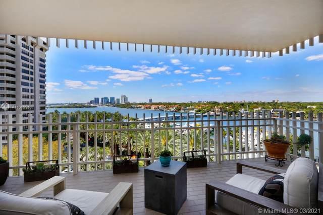 2 Grove Isle Dr B710, Miami, FL 33133 (MLS #A11019940) :: Prestige Realty Group