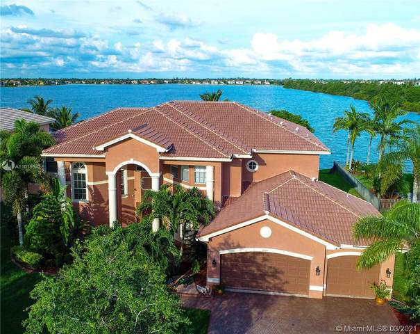 4707 SW 195th Ter, Miramar, FL 33029 (MLS #A11019942) :: Patty Accorto Team