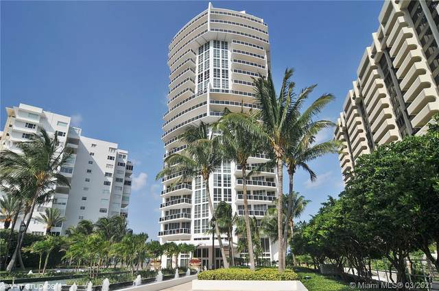 10225 Collins Ave #404, Bal Harbour, FL 33154 (MLS #A11019950) :: The Howland Group