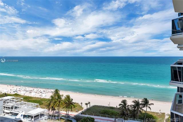 4779 Collins Ave #1407, Miami Beach, FL 33140 (MLS #A11019988) :: The Riley Smith Group