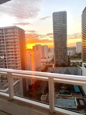 1080 Brickell Ave #1805, Miami, FL 33131 (MLS #A11020002) :: Castelli Real Estate Services