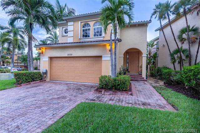 3030 NE 208th St, Aventura, FL 33180 (MLS #A11020047) :: The Riley Smith Group