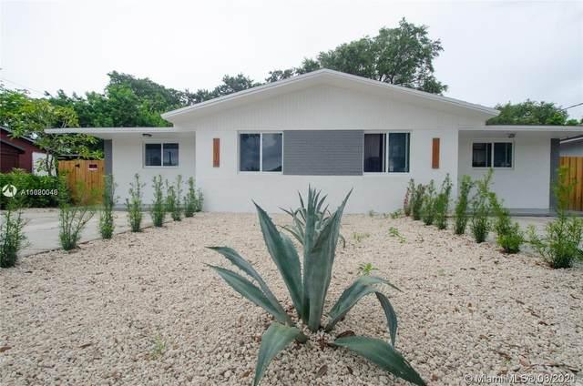 16910 NE 4th Ct, North Miami Beach, FL 33162 (#A11020048) :: Posh Properties