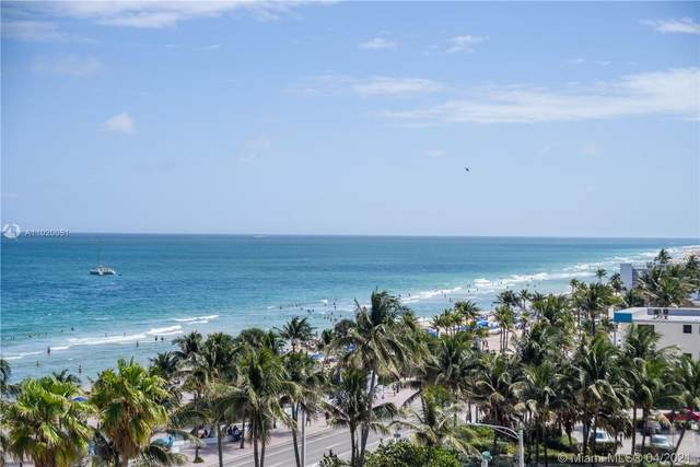 209 N Fort Lauderdale Beach Blvd 7C, Fort Lauderdale, FL 33304 (MLS #A11020081) :: The Howland Group