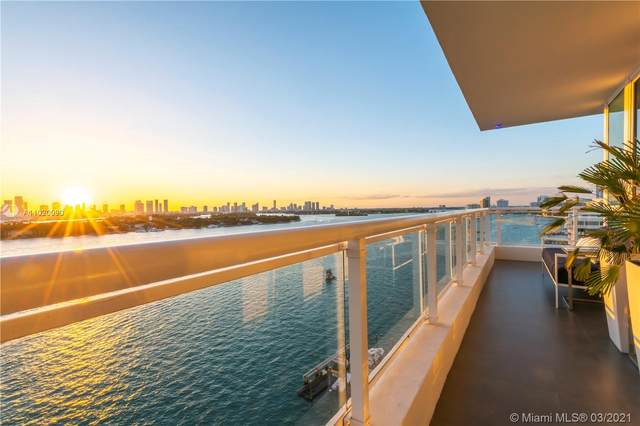 540 West Ave #1214, Miami Beach, FL 33139 (MLS #A11020090) :: The Riley Smith Group