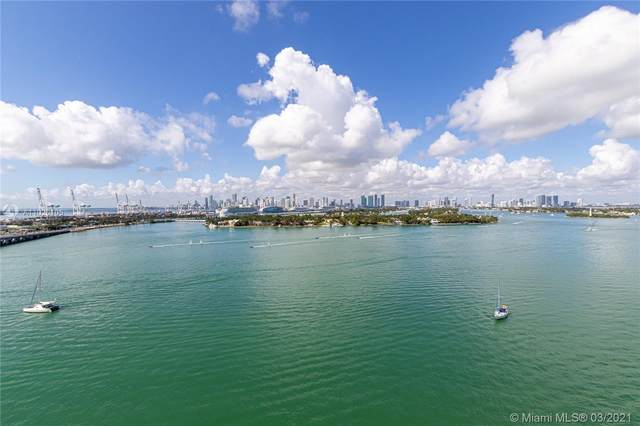 650 West Ave #1609, Miami Beach, FL 33139 (MLS #A11020105) :: The Riley Smith Group