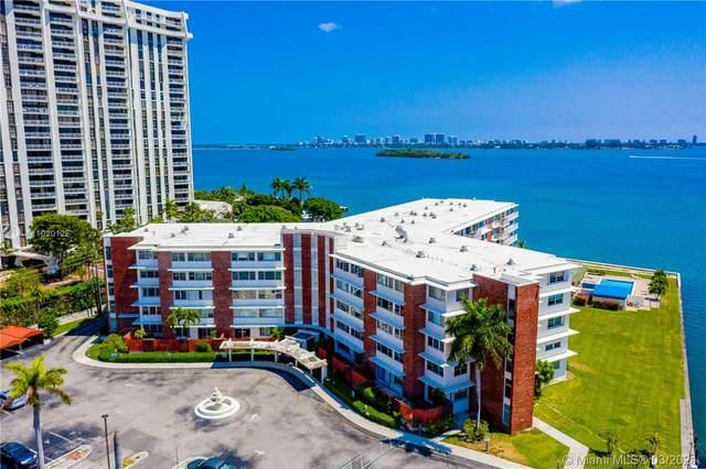 1700 NE 105 St #209, Miami Shores, FL 33138 (MLS #A11020125) :: The Jack Coden Group
