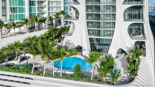 1000 Biscayne Blvd #2202, Miami, FL 33132 (MLS #A11020139) :: Prestige Realty Group