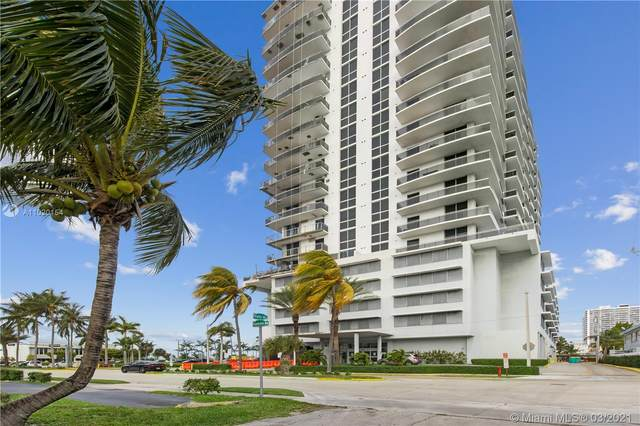 7901 Hispanola Ave #1709, North Bay Village, FL 33141 (MLS #A11020154) :: The Riley Smith Group