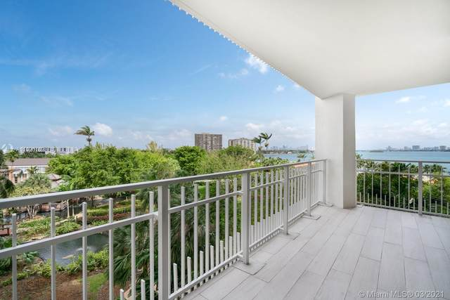 4000 Towerside Ter #709, Miami, FL 33138 (MLS #A11020162) :: Castelli Real Estate Services