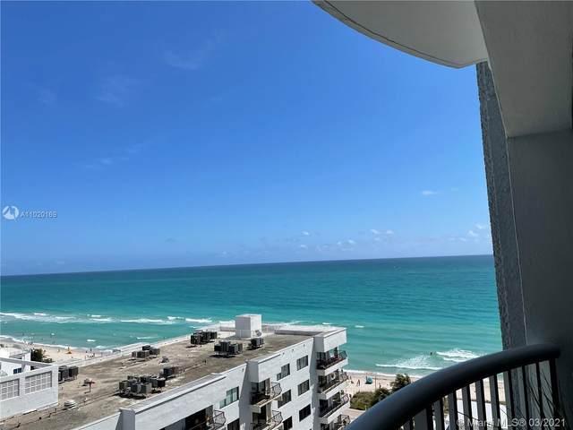 5401 Collins Ave #1015, Miami Beach, FL 33140 (MLS #A11020169) :: Equity Advisor Team