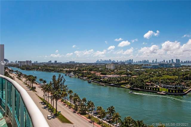 5025 Collins Ave #1501, Miami Beach, FL 33140 (MLS #A11020214) :: ONE | Sotheby's International Realty