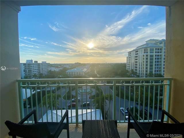 455 W Grand Bay Dr #722, Key Biscayne, FL 33149 (MLS #A11020361) :: ONE | Sotheby's International Realty