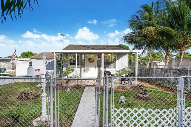 1251 E 2nd Ave, Hialeah, FL 33010 (MLS #A11020369) :: The Paiz Group