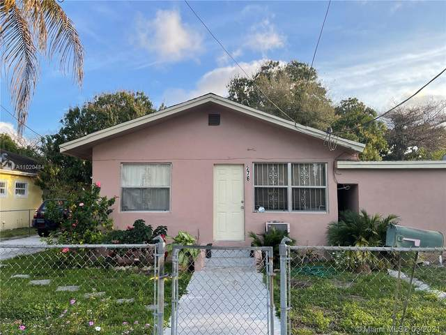 276 NW 49th St, Miami, FL 33127 (#A11020484) :: Posh Properties
