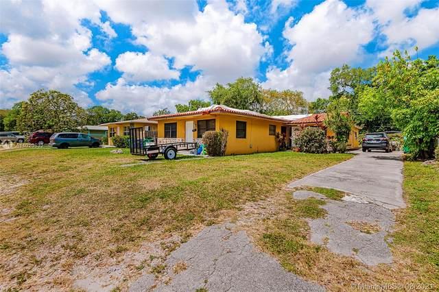 1521 NE 148th St, Miami, FL 33161 (#A11020532) :: Posh Properties