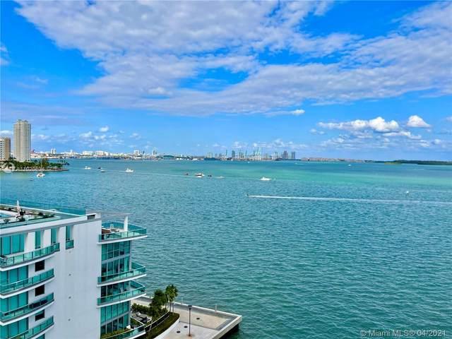 1402 Brickell Bay Dr #1001, Miami, FL 33131 (MLS #A11020534) :: Prestige Realty Group