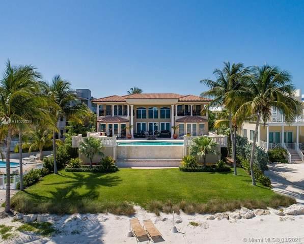 841 W Ocean Dr, Marathon, FL 33051 (MLS #A11020539) :: ONE | Sotheby's International Realty