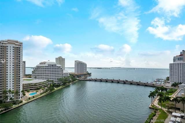 495 Brickell Ave #1502, Miami, FL 33131 (MLS #A11020591) :: The Riley Smith Group