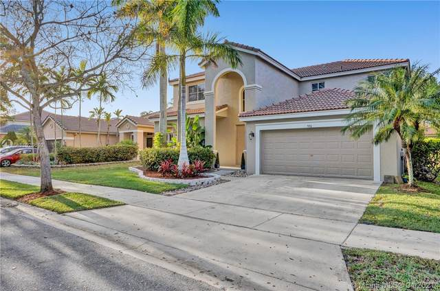 970 Sunflower Cir, Weston, FL 33327 (MLS #A11020610) :: The Riley Smith Group