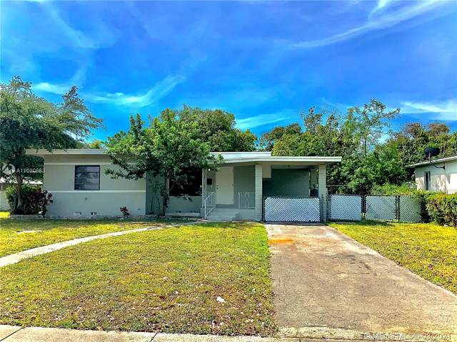 830 NE 138th St, North Miami, FL 33161 (MLS #A11020683) :: Castelli Real Estate Services