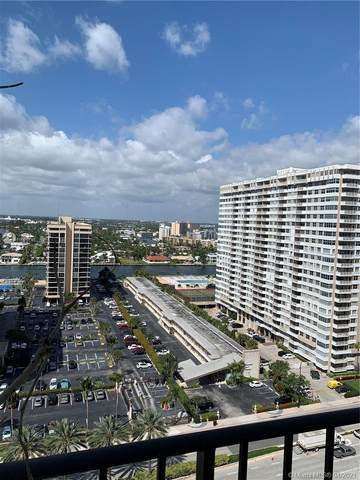 2030 S Ocean Dr #1727, Hallandale Beach, FL 33009 (MLS #A11020741) :: The Howland Group