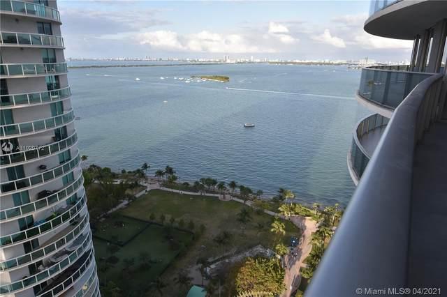 488 NE 18th St #2411, Miami, FL 33132 (MLS #A11020772) :: Green Realty Properties