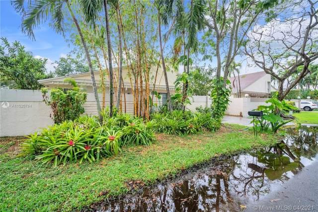 7920 Canterbury Ln, Plantation, FL 33324 (MLS #A11020784) :: The Rose Harris Group