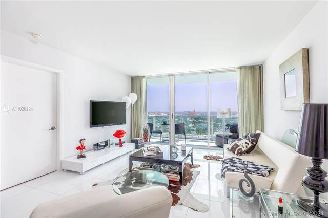 650 West Ave #1810, Miami Beach, FL 33139 (MLS #A11020824) :: The Riley Smith Group