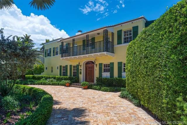 1830 W 24th St, Miami Beach, FL 33140 (MLS #A11020842) :: The Rose Harris Group