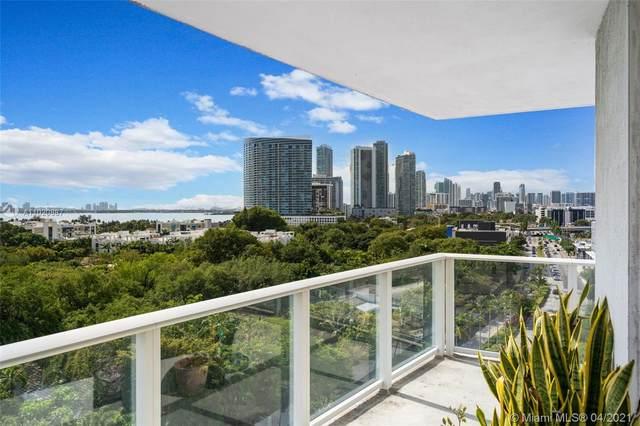 4250 Biscayne Blvd #901, Miami, FL 33137 (MLS #A11020887) :: Compass FL LLC