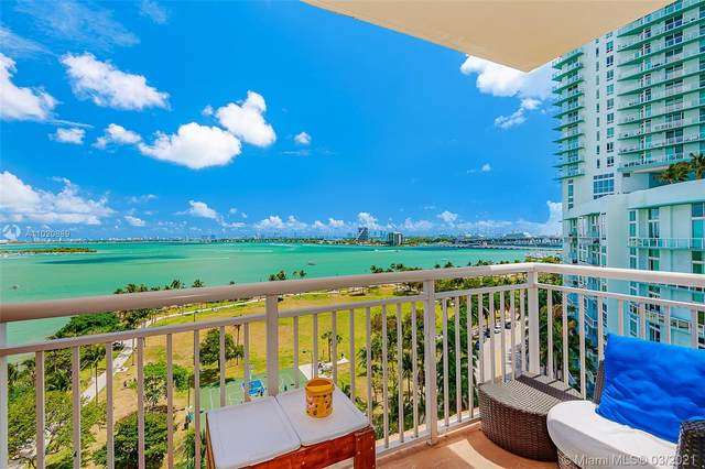 2000 N Bayshore Dr #1010, Miami, FL 33137 (MLS #A11020889) :: The Riley Smith Group