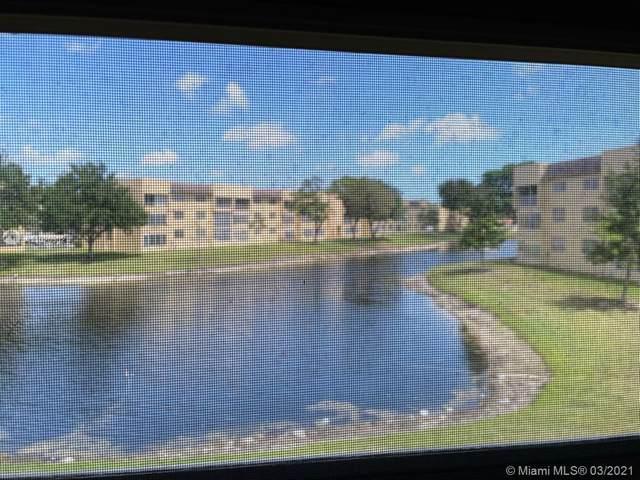 6090 NW 64th Ave #203, Tamarac, FL 33319 (#A11020902) :: Dalton Wade