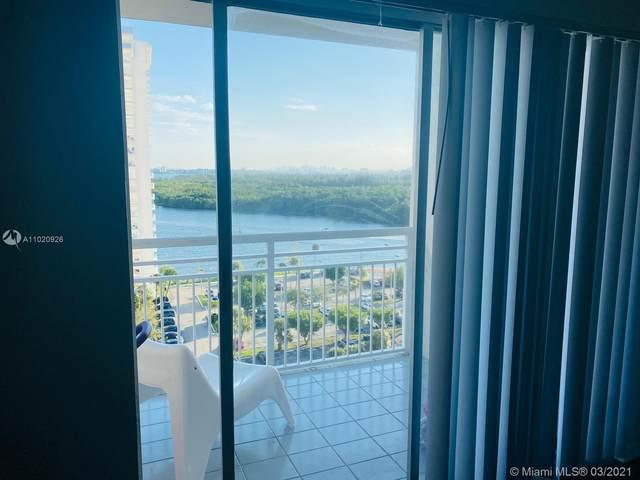 400 Kings Point Dr #1221, Sunny Isles Beach, FL 33160 (MLS #A11020926) :: Dalton Wade Real Estate Group